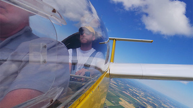 Great Lakes Gliding Club Closest To Toronto Newmarket Barrie Ontario